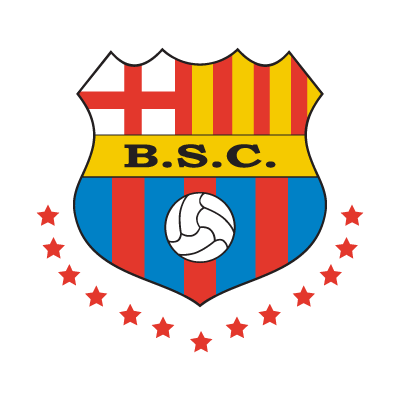 barcelon sporting club logo vector in eps ai cdr