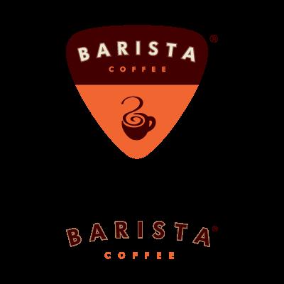 Barista India logo vector