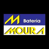 Baterias Moura logo vector