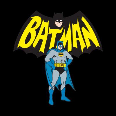 Batman Television logo vector