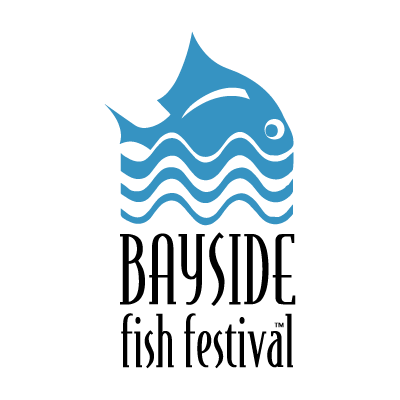 Bayside Fish Festivвl logo vector