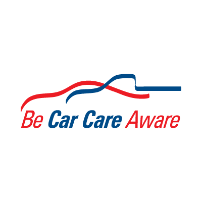 Be Car Care Aware logo vector
