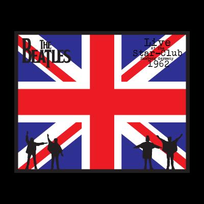Beatles logo vector