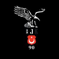 Bjk logo vector