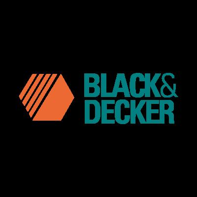 Black & Decker logo vector