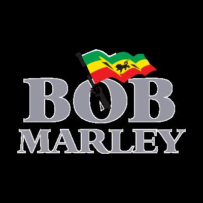Bob Marley root wear logo vector