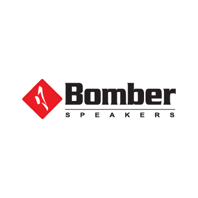 Bomber Speakers logo vector