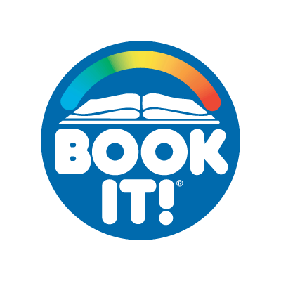Book It! logo vector