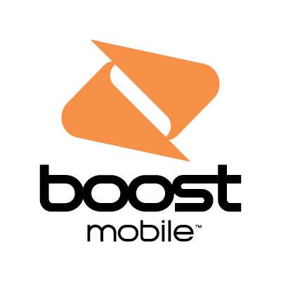 Boost mobile logo vector