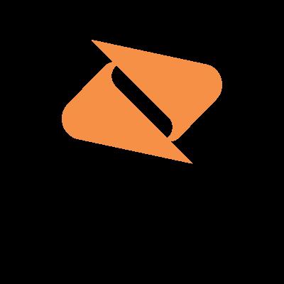Boost mobile logo vector
