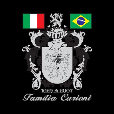 Brasao Familia Curioni logo vector