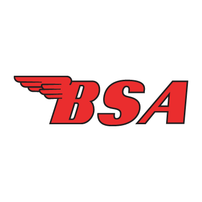 BSA logo vector