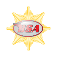 BSA Motorcycles logo vector