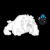Bulldogs logo vector