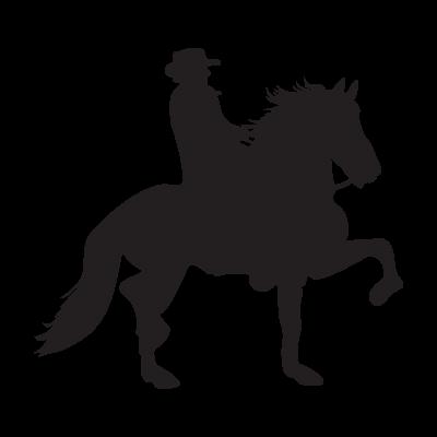 Caballo Costarricense de Paso logo vector
