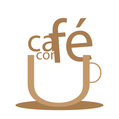 Cafe con Fe logo vector
