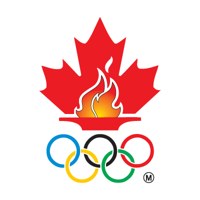 Canadian Olympic Team logo vector