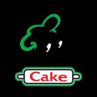 Candy Cake logo vector