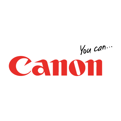 Canon You Can logo vector free