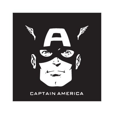 Captain America Arts logo vector