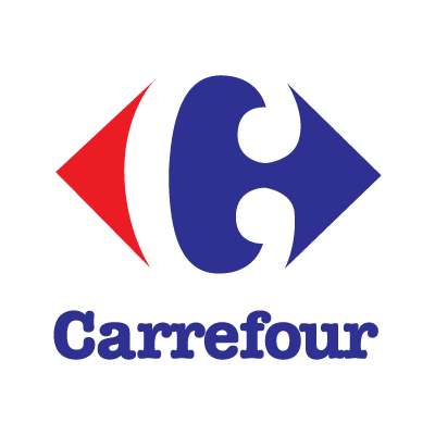 Carrefour (.EPS) logo vector