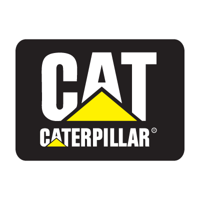 Caterpillar logo vector