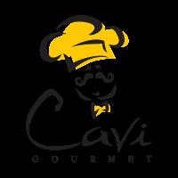 Cavi Gourmet logo vector