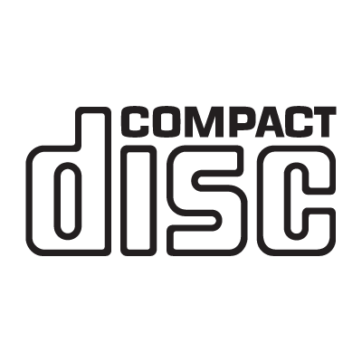 CD logo vector