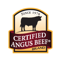 Certified Angus Beef logo vector