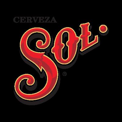 Cerveza Sol logo vector