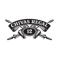 Chivas Regal Black logo vector