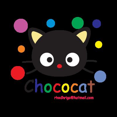Chococat logo vector