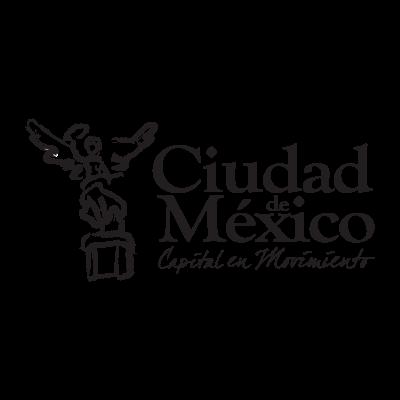 Ciudad de Mexico Capital en Movimiento (.EPS) logo vector