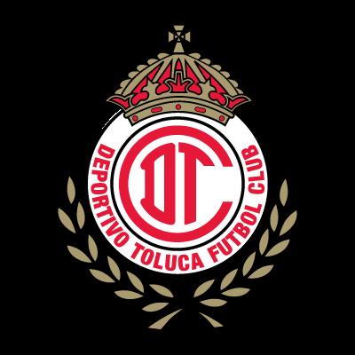 Club deportivo toluca logo vector