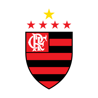 Clube de Regatas do Flamengo 2001-2004 logo vector