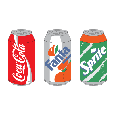 Coca-Cola Products logo vector
