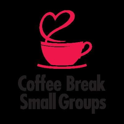 Coffee Break Small Groups logo vector