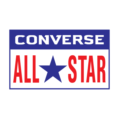Converse All Star (.AI) logo vector