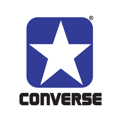 Converse Shoes (.AI) logo vector download free