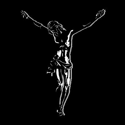 Crucificado logo vector