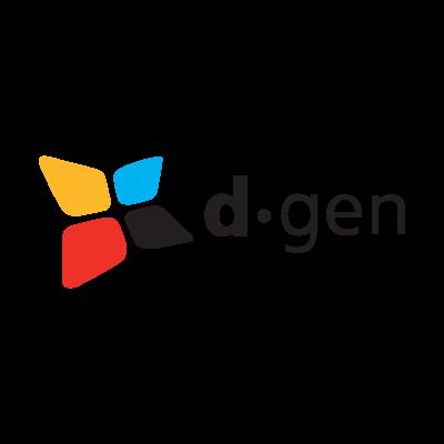 D.gen International,Inc. logo vector