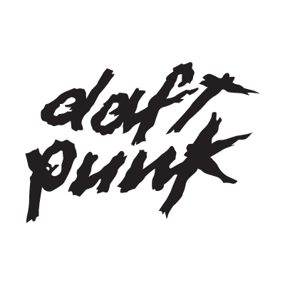 Daft Punk logo vector