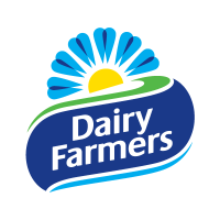 Dairy Farmers logo vector