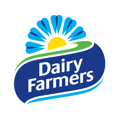 Dairy Farmers logo vector free