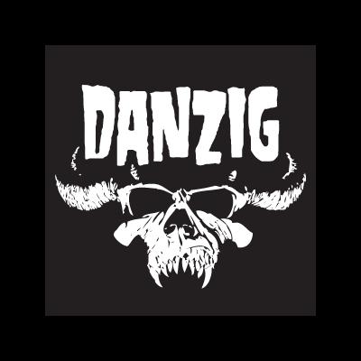 Danzig Skull logo vector