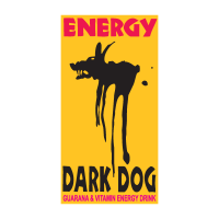 Dark Dog logo vector