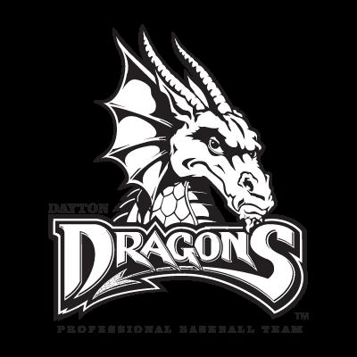 Dayton Dragons logo vector
