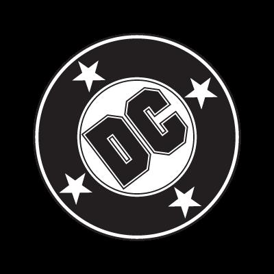 DC Big Comics logo vector