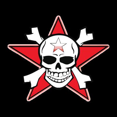 Dead Skull logo vector