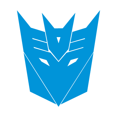 Decepticons logo vector